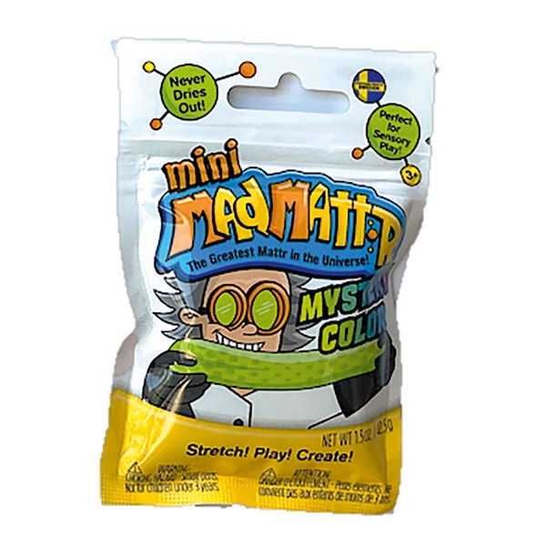 Mad Mattr Mini Pouch Pack (je 42,5 gr.)