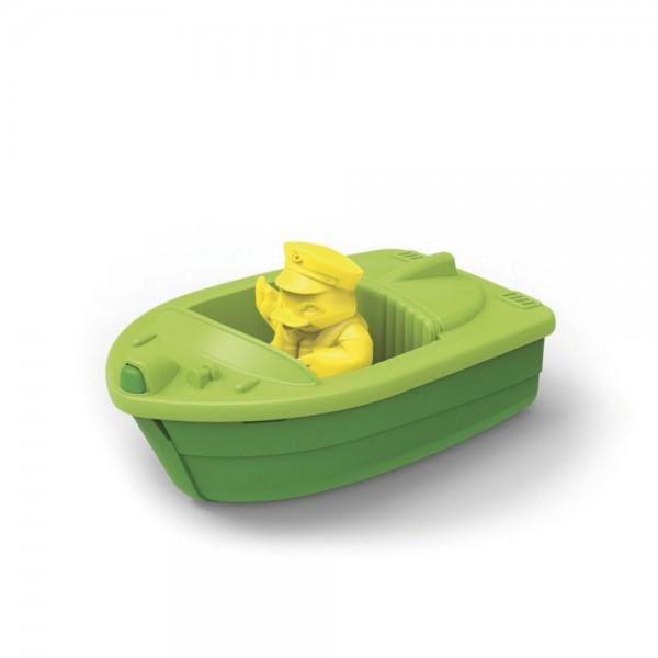 Schnellboot, grün / Speed Boat