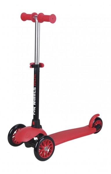 Fun Wheel Mini rot Kickboard 3 - 5 Jahre