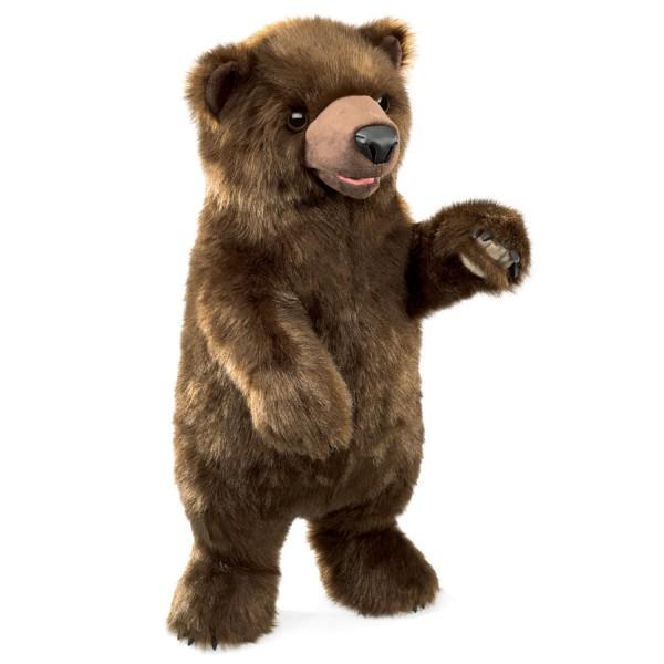 Bär stehend / Standing Bear
