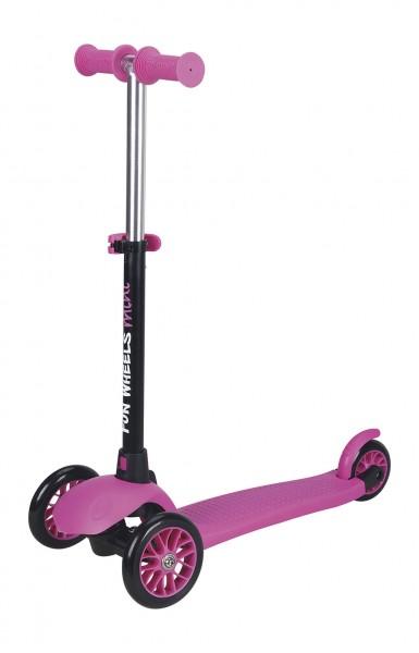 Fun Wheel Mini pink Kickboard 3 - 5 Jahre