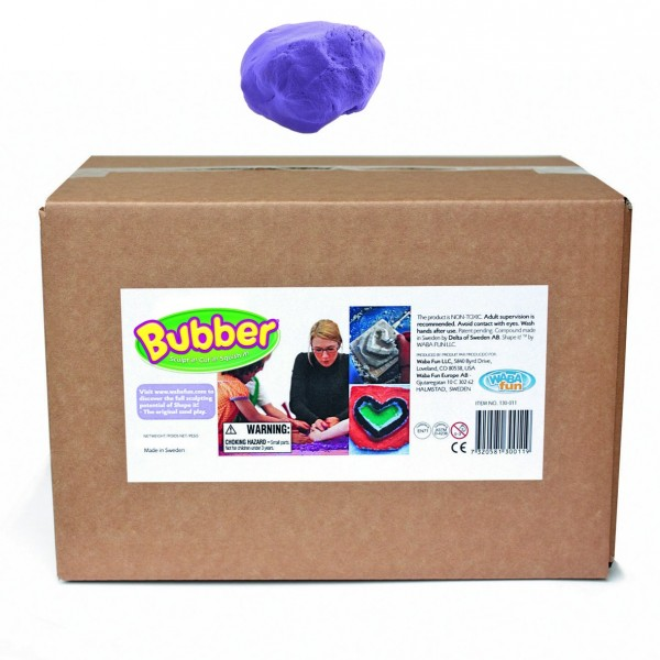Bubber Giant New 2600 g, purple