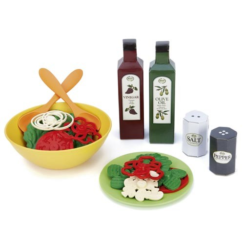 Salat-Spielset / Playset salad