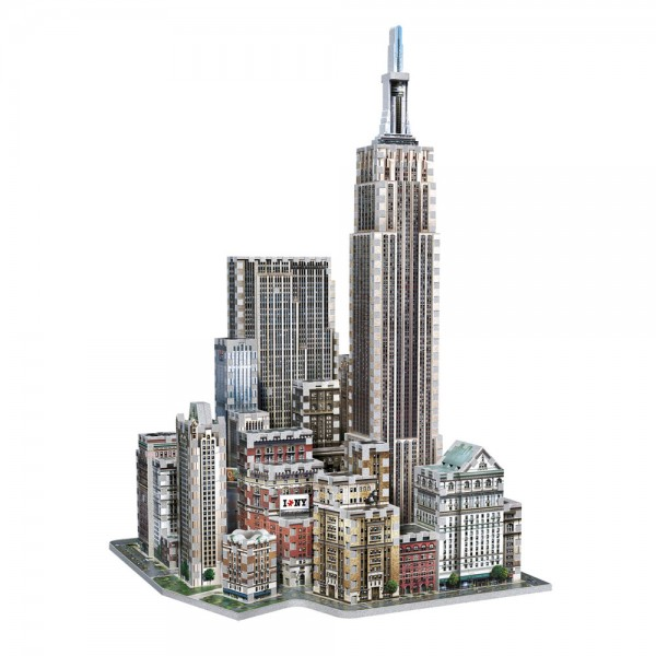 Midtown WEST - New York Collection / 3D-Puzzle