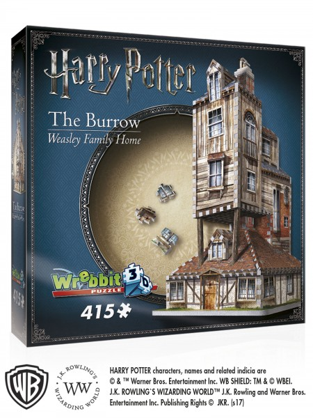 Fuchsbau - Harry Potter / The Burrow - Harry Potter