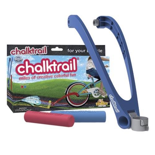 Chalktrail Bike blue - blau