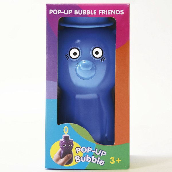 Pop-up Bubble Friends - Bär / Pop-up Bubble Friends - Bear