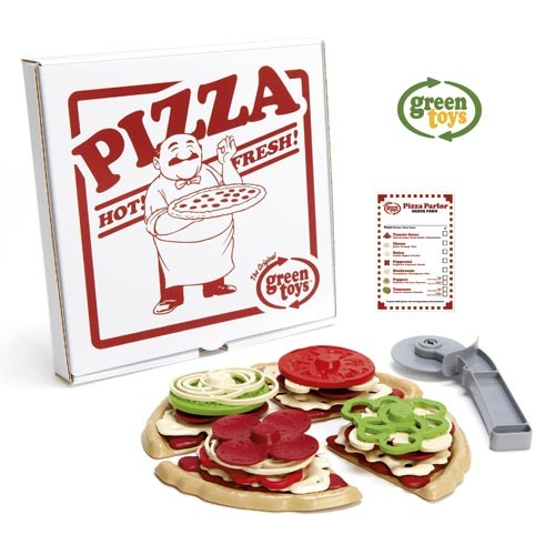 Pizza-Spielset / Playset pizza-parlor