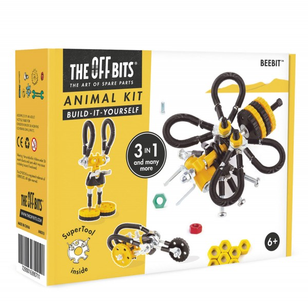 BeeBit model kit with Super Tool