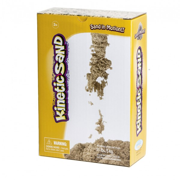 Kinetic Sand 5,0 kg / Big pack kinetic sand
