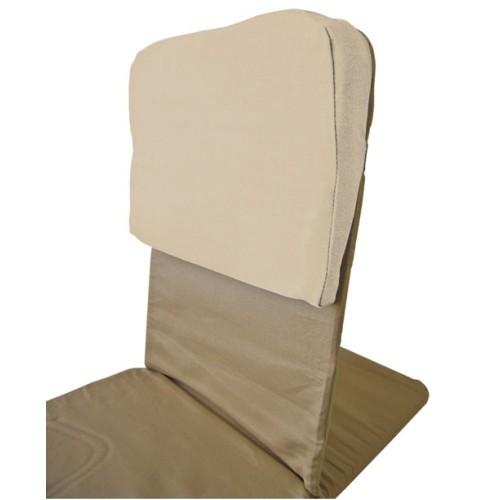 Backjack Polsterk. (Orig. + Fold.) - natur / Cushions - natural