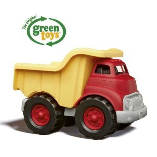 Dump Truck red
