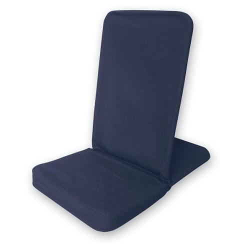 Bodenstuhl faltbar, abwaschbar - marinebl / Folding Backjack Extreme - navy blue