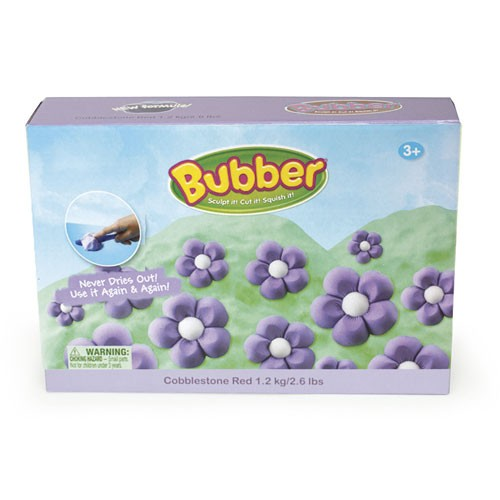Bubber Box, 1200 g - lila / purple