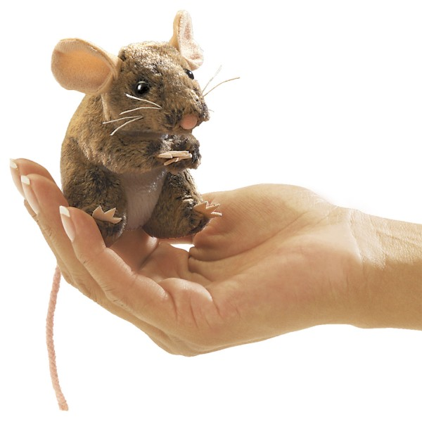 Mini Feldmaus / Mini Field Mouse