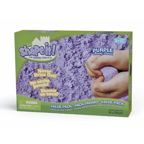 Shape it! Vorteilspackung 2270 g - lila / Value Pack 2270 g - purple