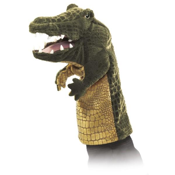 Krokodil für die Puppenbühne / Crocodile Stage Puppet