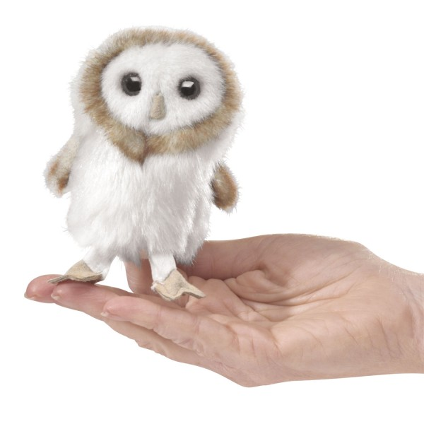 Mini Schleiereule / Mini Barn Owl