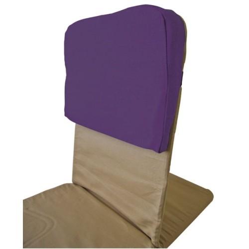 Backjack Polsterk. (Orig. + Fold.) - purpur / Cushions - purple