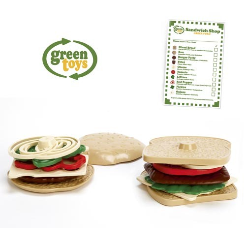 Sandwich-Spielset / Playset sandwich-shop