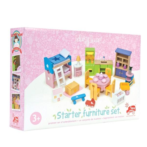 Starter Set - Puppenhausmöbel / Starter Furniture