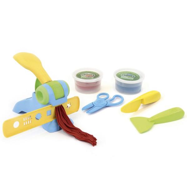 Öko-Knete Set Knetpresse / Extruder Dough Set