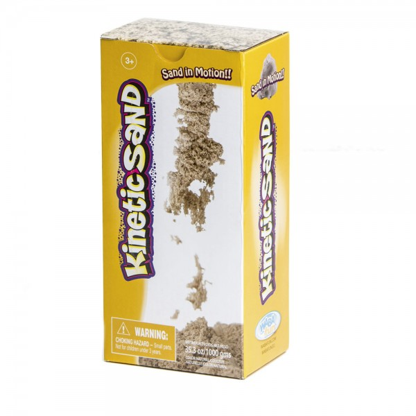 Kinetic Sand 1,0 kg sandfarben / sand color