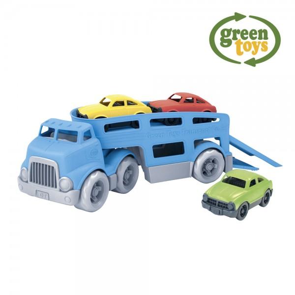 Autotransporter / Car Carrier + 3 mini vehicles