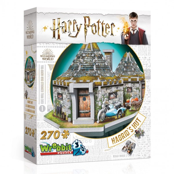 Hagrids Hütte - Harry Potter (270 Teile) / Hagrids Hut
