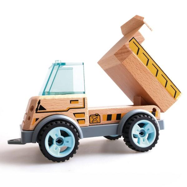 VAROOM Baufahrzeug: Kipplaster, Construction Vehicle: Tip Lorry