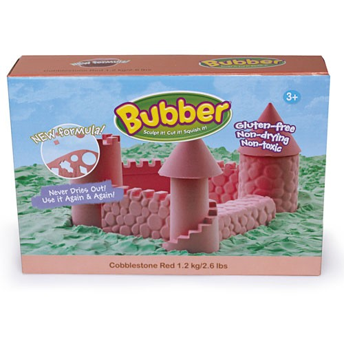 Bubber Box, 1200 g - rot / red