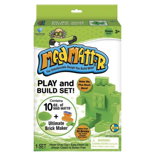 Mad Mattr Quantum Builders Pack - grün / green