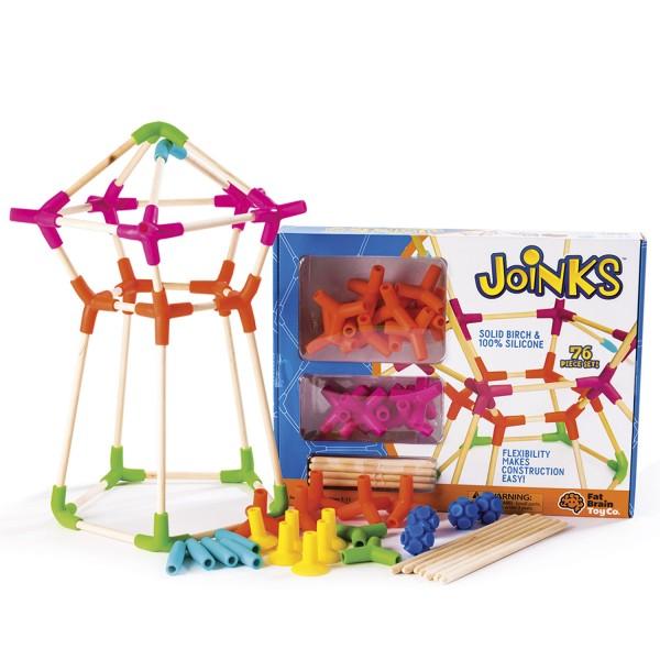 Joinks - flexible constructions