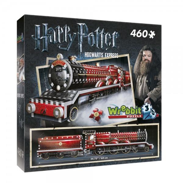 Hogwarts Express Zug/Hogwarts Express Train - 3D-Puzzle