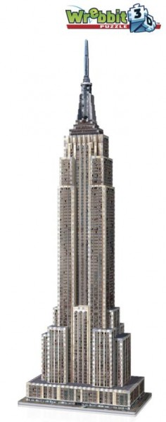 Empire State Building / 3D-Puzzle