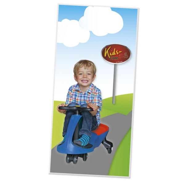 Flyer Kids-CAR für Händler