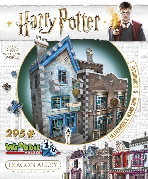Ollivander's Zauberstab- und Schreibwarenladen Harry P. / Ollivander's Wand Shop