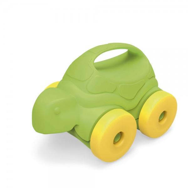 Push toy turtle