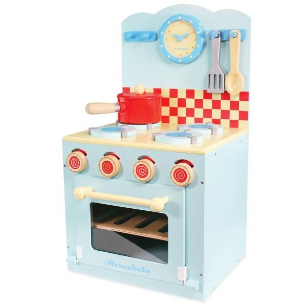 Backofen und Kochfeld Blau / Oven & Hob Blue
