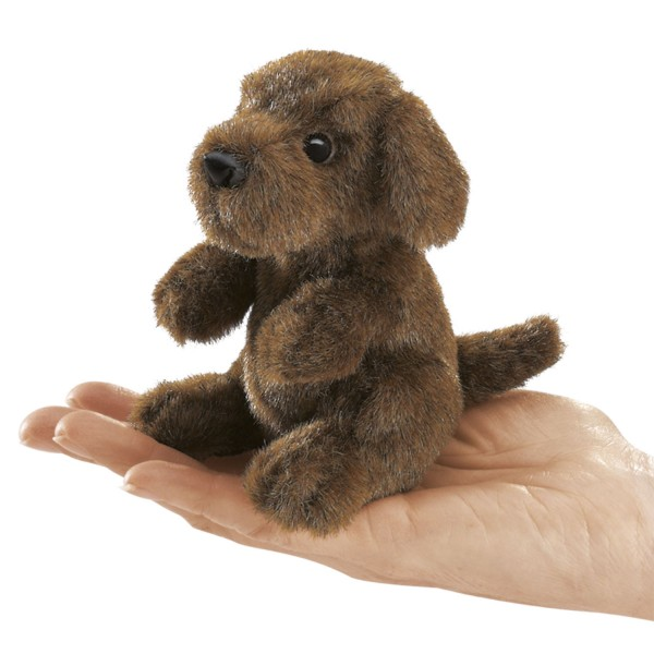 Mini sitzender Hund / Mini Sitting Dog