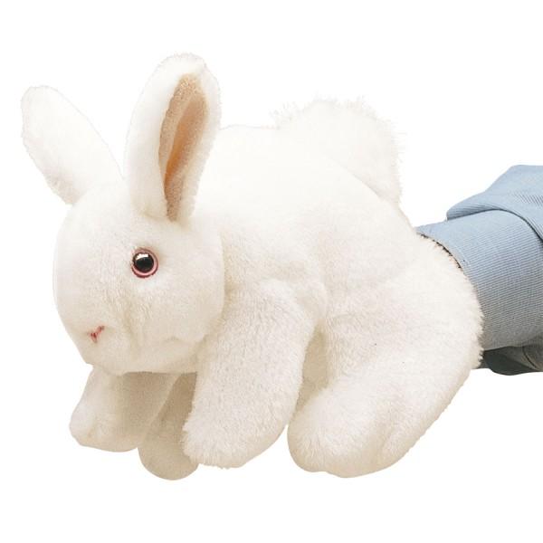 Weißes Häschen / White Bunny Rabbit