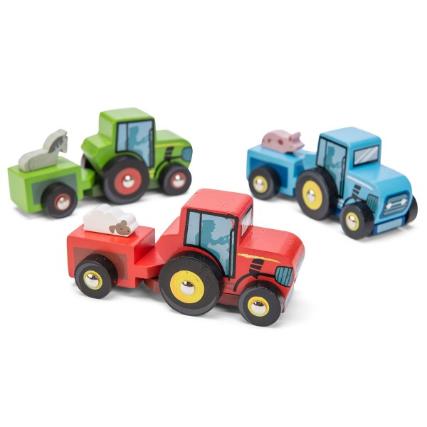 Kleine Traktoren / Tractor Trails