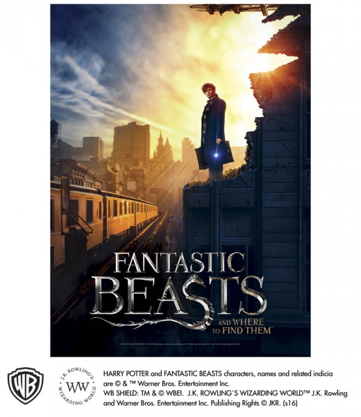 Wrebbit 3D Fantastic Beasts – New York