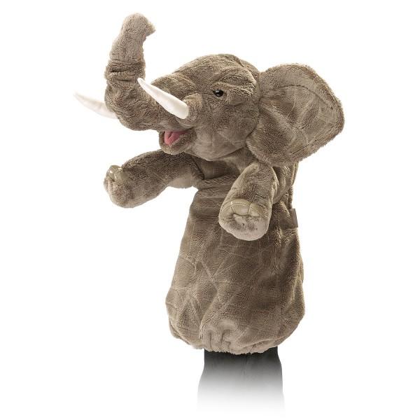 Elefant für die Puppenbühne / Elephant Stage Puppet
