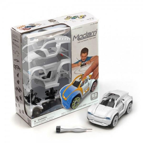 S2 Paint-It Muscle Car Deluxe Single (bemalbar)