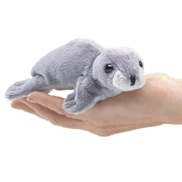 Mini Mönchsrobbe / Mini Monk Seal