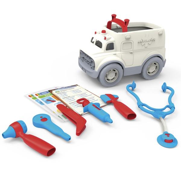 Ambulanz & Arztkoffer-Set / Ambulance & Doctor´s Kit