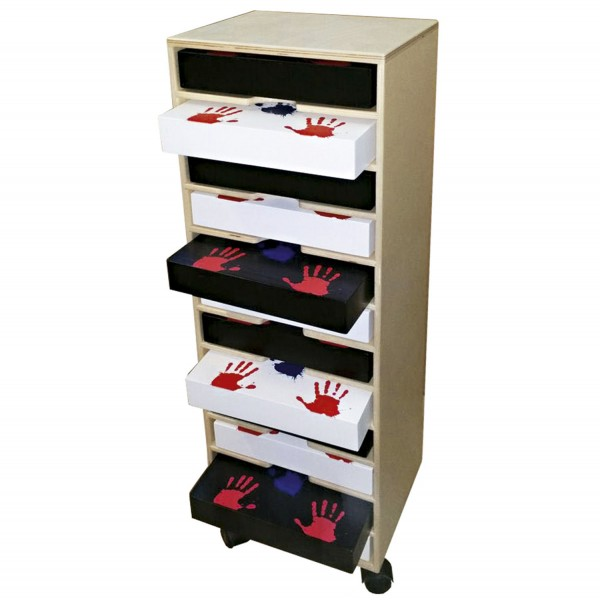 KLACKS! Aufbewahrungsschrank / KLACKS! Cupboard for storage
