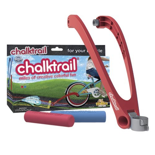 Chalktrail Bike red - rot