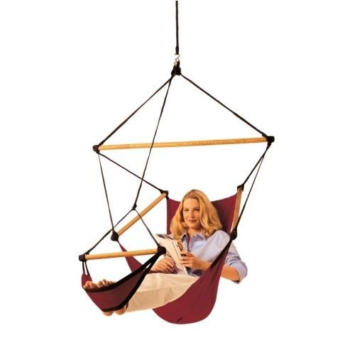 Sky-Chair - burgunderrot / Sky-Chair Cotton - burgundy
